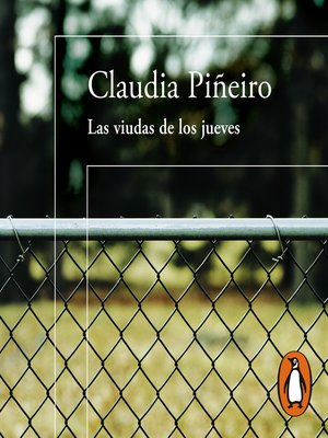 cover image of Las viudas de los jueves