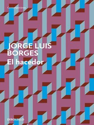 cover image of El hacedor