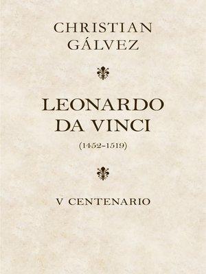 cover image of Leonardo da Vinci. 500 años