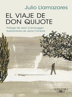 cover image of El viaje de don Quijote