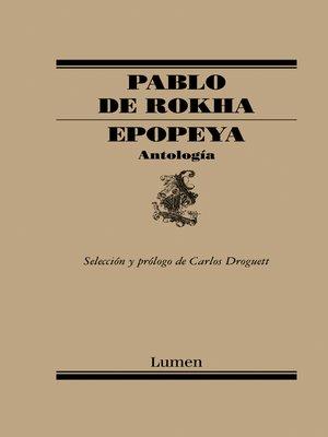 cover image of Epopeya
