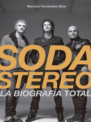 cover image of Soda Stereo