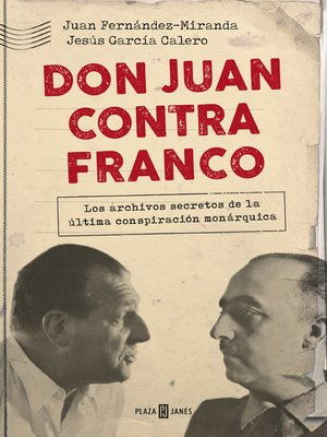cover image of Don Juan contra Franco