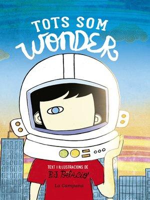 cover image of Tots som Wonder