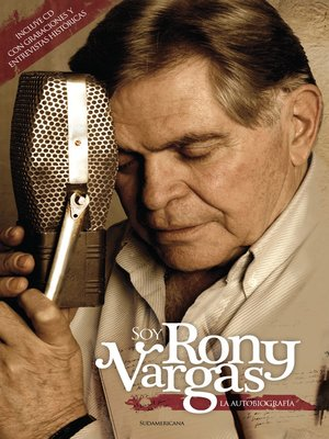 cover image of Soy Rony Vargas