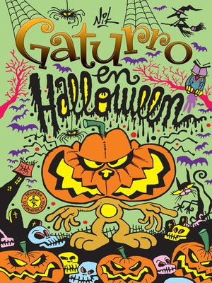 cover image of Gaturro 12. Gaturro en Halloween