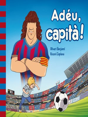 cover image of Adéu Capità!