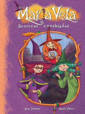cover image of Secretos ennubiados