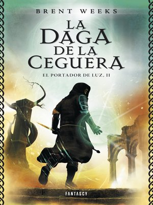 cover image of La daga de la ceguera