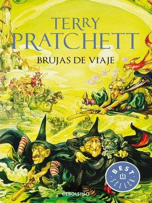 cover image of Brujas de Viaje (Mundodisco 12)