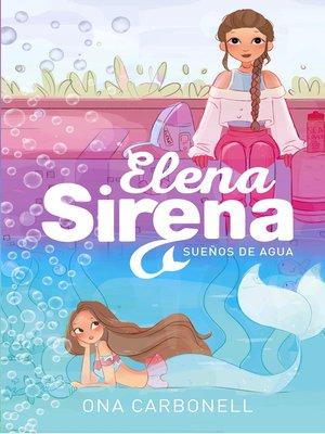 cover image of Sueños de agua