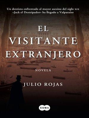cover image of El visitante extranjero