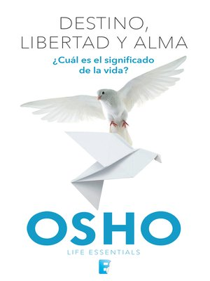 cover image of Destino, libertad y alma (Life Essentials)
