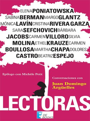 cover image of Lectoras