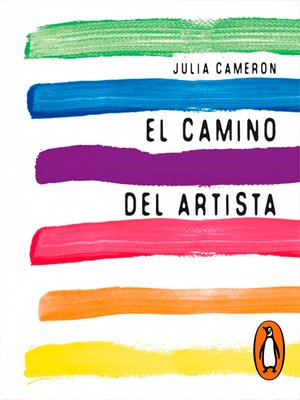 cover image of El camino del artista (The Artist's Way)