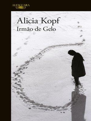 cover image of Irmão de gelo