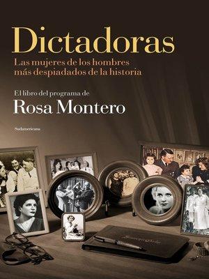 cover image of Dictadoras
