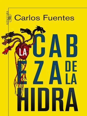cover image of La cabeza de la hidra
