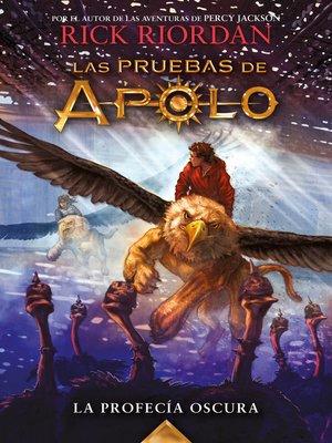 cover image of La profecía oscura