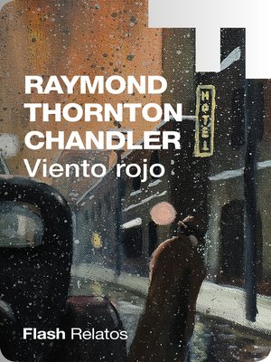 cover image of Viento rojo