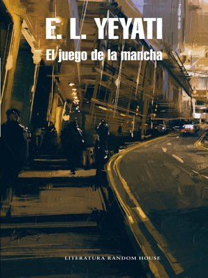cover image of El juego de la mancha