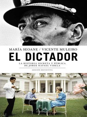 cover image of El dictador