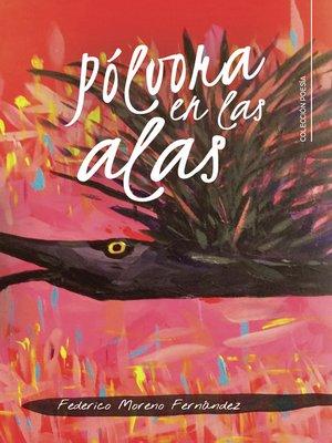 cover image of Pólvora en las alas
