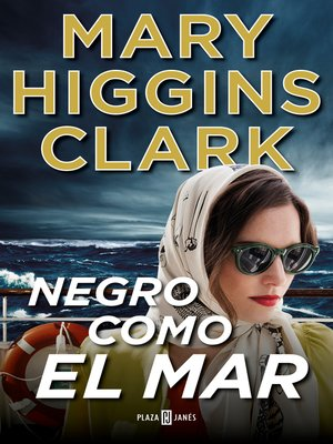 cover image of Negro como el mar