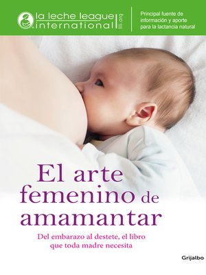 cover image of El arte femenino de amamantar