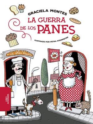 cover image of La guerra de los panes