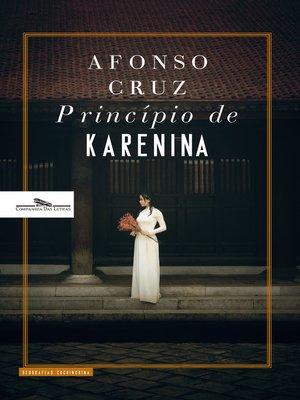cover image of Princípio de Karenina