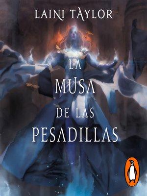 cover image of La musa de las pesadillas
