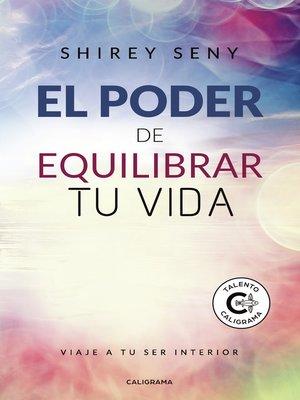 cover image of El poder de equilibrar tu vida