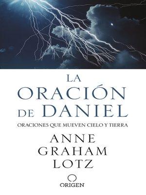 cover image of La oración de Daniel