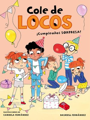 cover image of ¡Cumpleaños sorpresa!