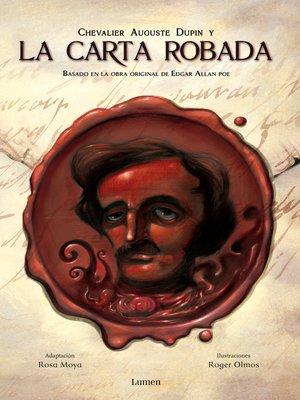 cover image of Chevalier Auguste Dupin y la carta robada
