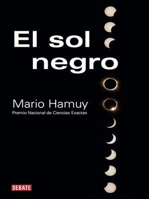 cover image of El Sol negro