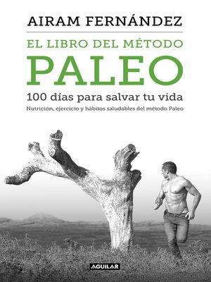 cover image of El libro del método Paleo