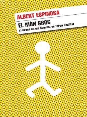 cover image of El món groc