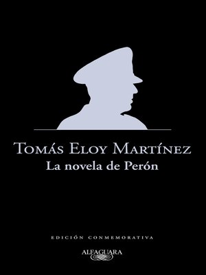 cover image of La novela de Perón