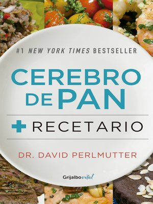 cover image of Paquete Cerebro de pan + Recetario