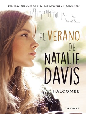 cover image of El verano de Natalie Davis
