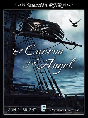 cover image of El cuervo y el ángel