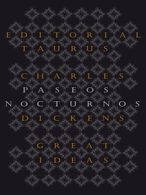 cover image of Paseos nocturnos (Serie Great Ideas 25)