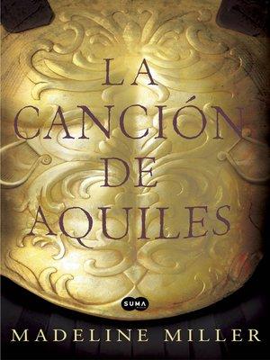 cover image of La canción de Aquiles