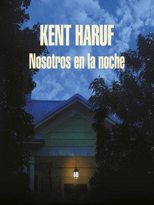cover image of Nosotros en la noche