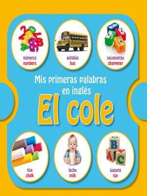cover image of Mis primeras palabras en inglés