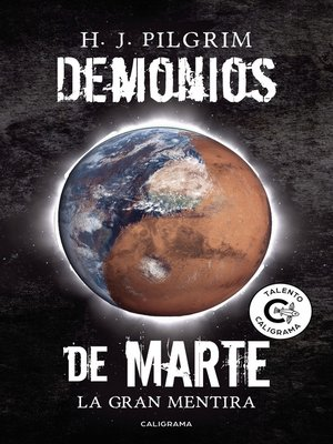 cover image of Demonios de Marte