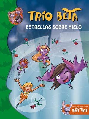 cover image of Estrellas sobre hielo (Trío Beta 6)