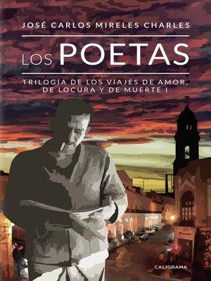 cover image of Los poetas